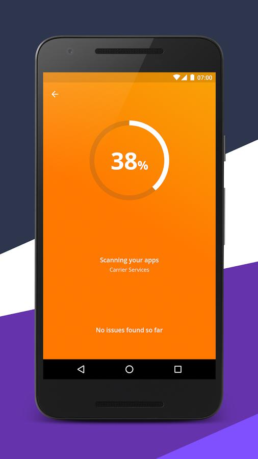 Avast Mobile Security 5.6.1 Screen 1
