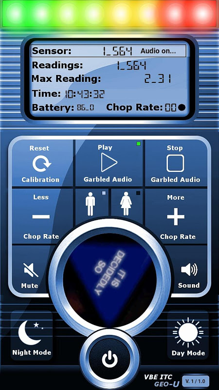 VBE ITC GEO ULTIMATE 1.0 Screen 3