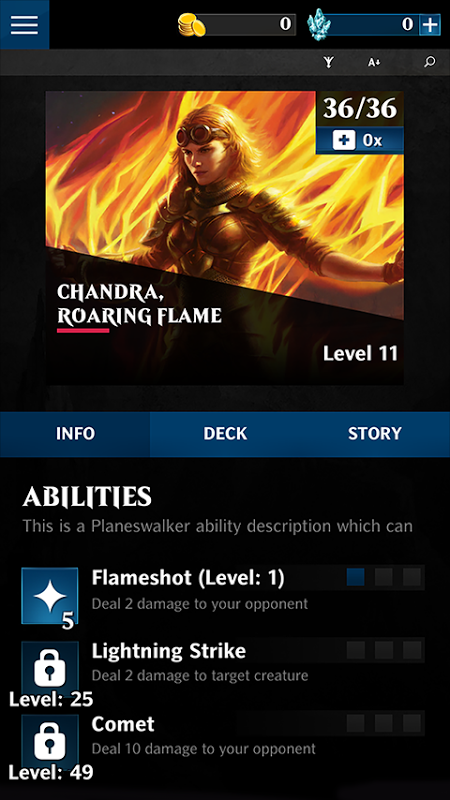 Magic the Gathering Puzzle Quest 1.0.1.4842 Screen 11