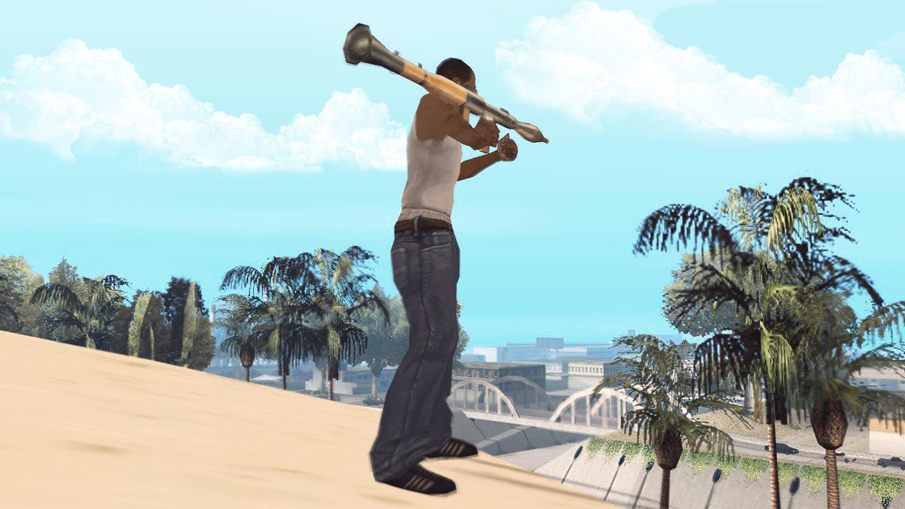 The Gang Sniper V. Pocket Edition. 1.1 Screen 1