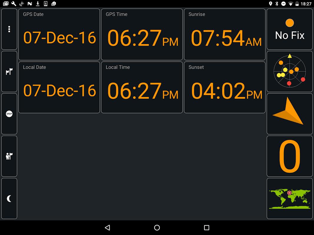 GPS Test 1.5.8 Screen 8