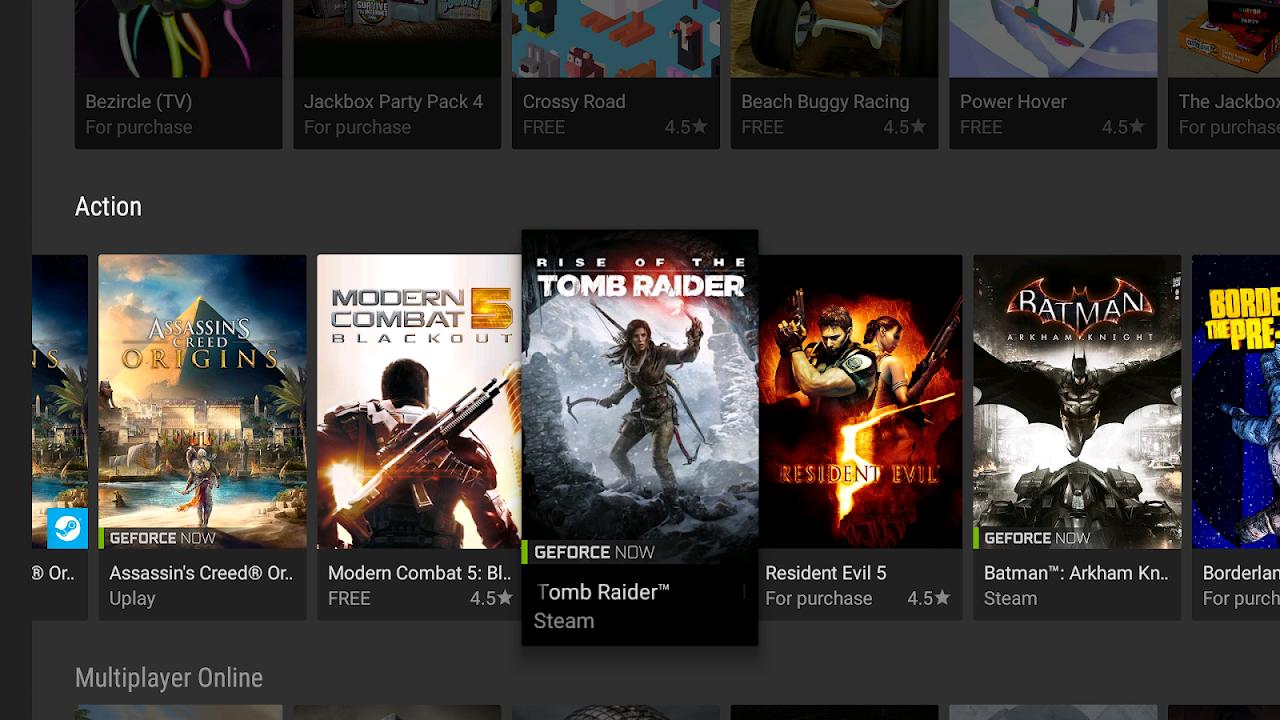 NVIDIA Games 6.0 Screen 9