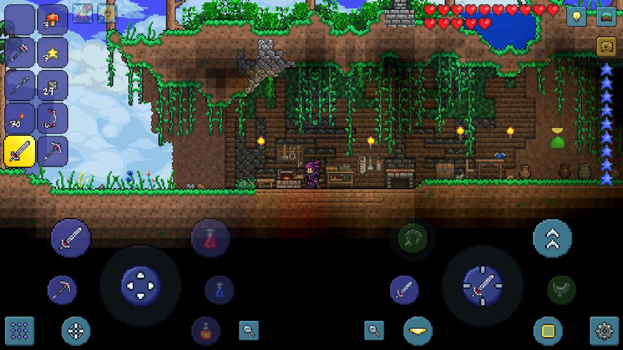 Android Terraria Screen 9