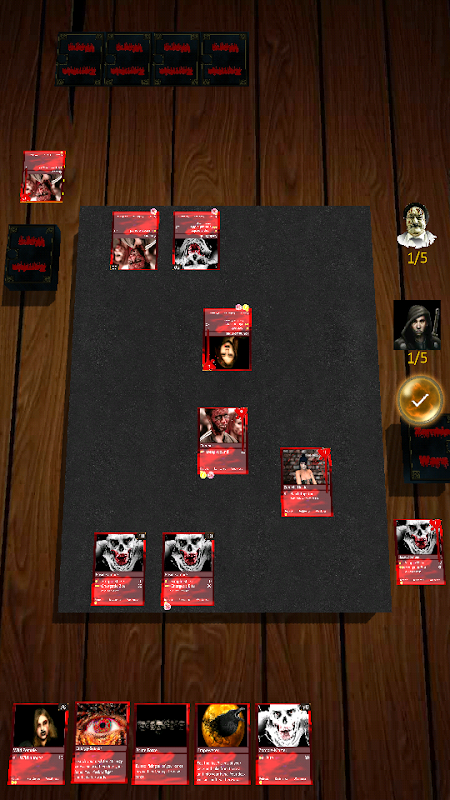 Zombie Wars: Apocalypse CCG 1.1.38 Screen 2