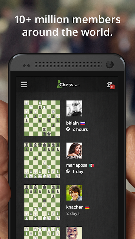Chess - Play & Learn 3.8.1 Screen 1
