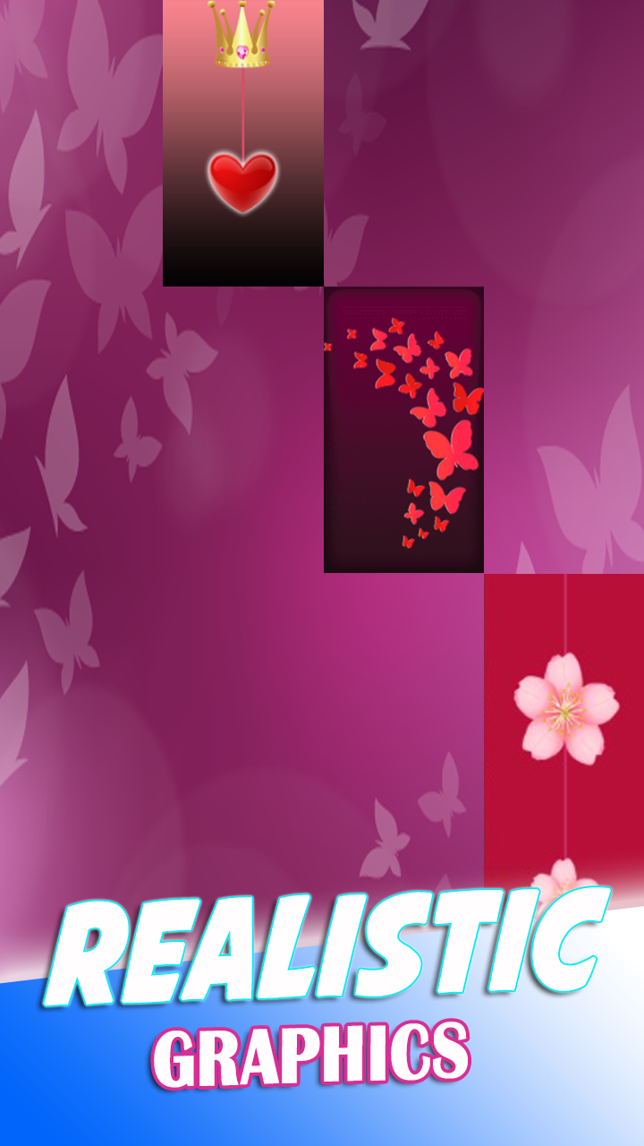 Android Fairytale Magic Piano Tiles Screen 4