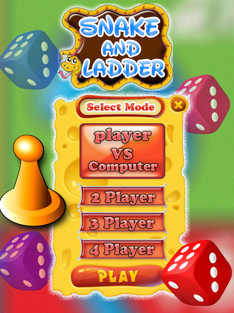 Snakes and Ladders Multiplayer -The Dice Game 2018 1.0 Screen 2