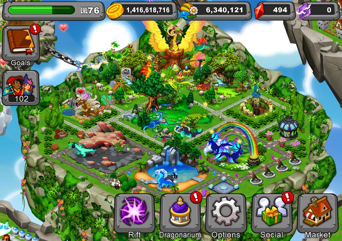 DragonVale 4.6.0 Screen 5