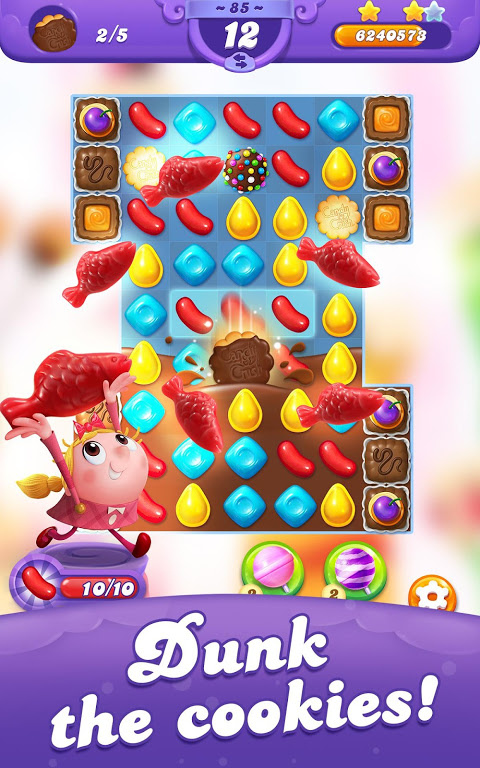 Candy Crush Friends Saga 1.23.4 Screen 5