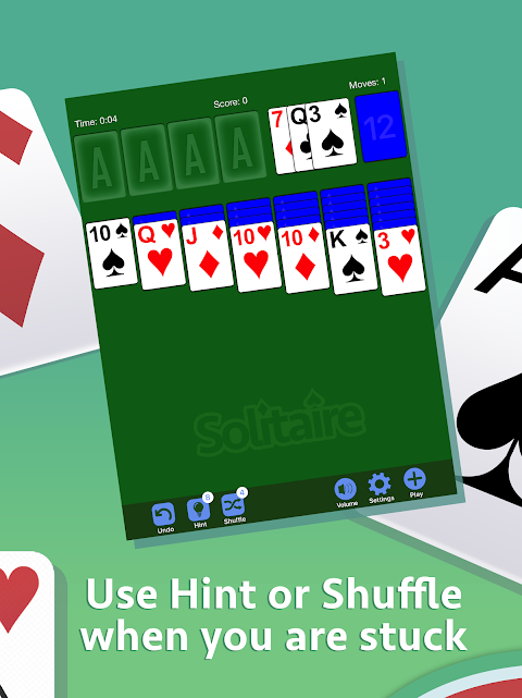 Solitaire 4.2.1 Screen 5