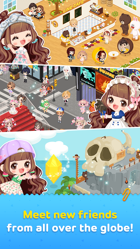 LINE PLAY - Our Avatar World 6.4.0.0 Screen 8