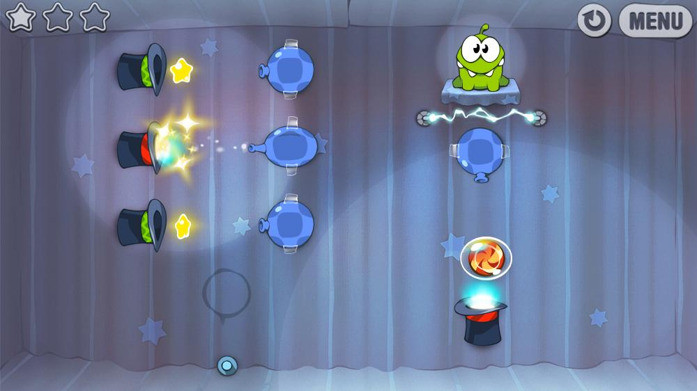 Android Cut the Rope FULL FREE Screen 6
