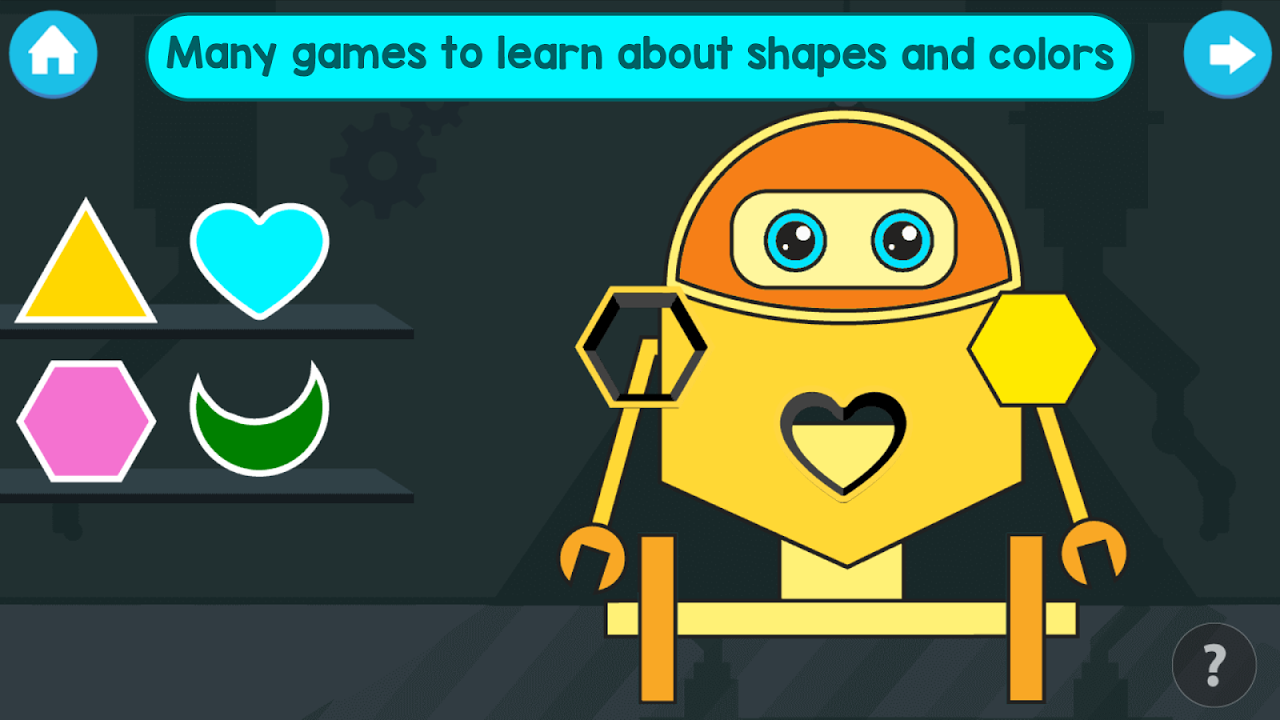 Android Kindergarten Kids Learning : Educational Games Screen 16