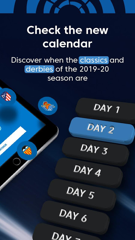La Liga - Spanish Football League Official 7.3.8 Screen 8