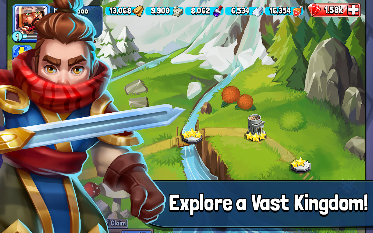 Android Dragonstone: Kingdoms Screen 7