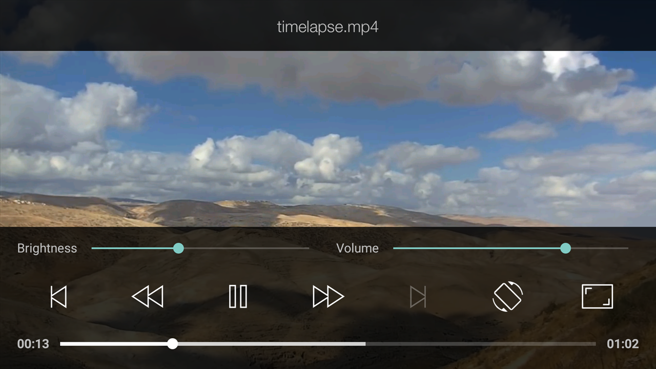 Da Player - Video and live stream player 2.34 Screen 4