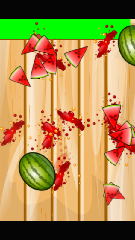 Android Watermelon Smasher Frenzy Screen 4