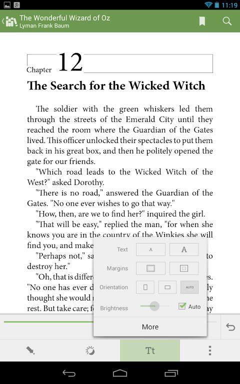 Aldiko Book Reader 3.1.3 Screen 14