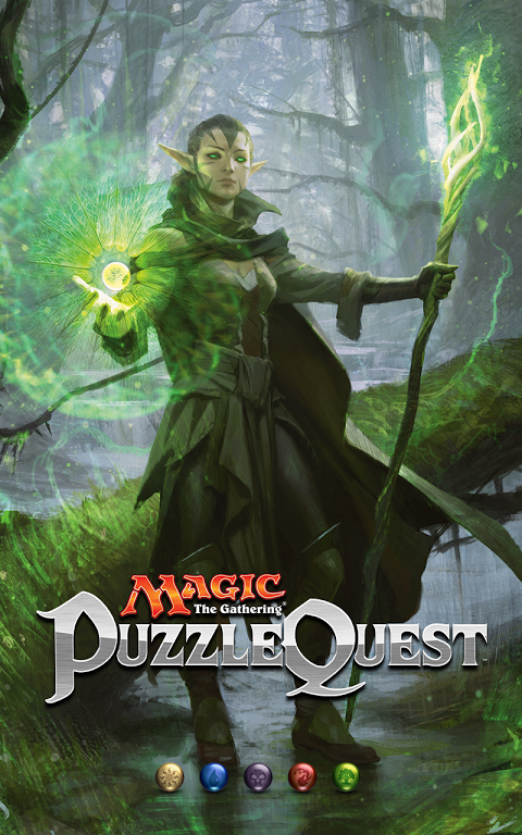 Magic: Puzzle Quest 1.2.1.6647 Screen 4