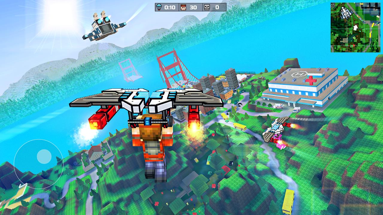 Pixel Gun 3D (Pocket Edition) 15.1.0 Screen 10