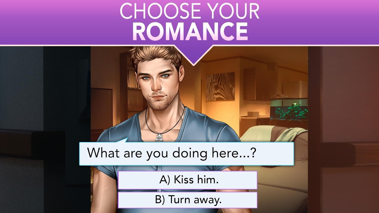Android Is it Love? Blue Swan Hospital - Choose your story Screen 16