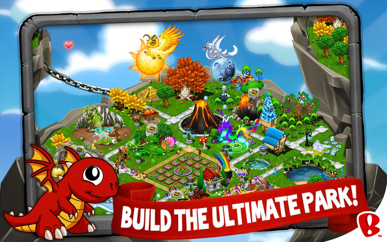 DragonVale 2.6.1 Screen 6