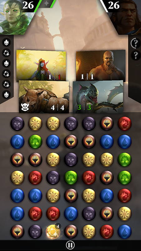 Magic the Gathering Puzzle Quest 1.0.1.4842 Screen 9