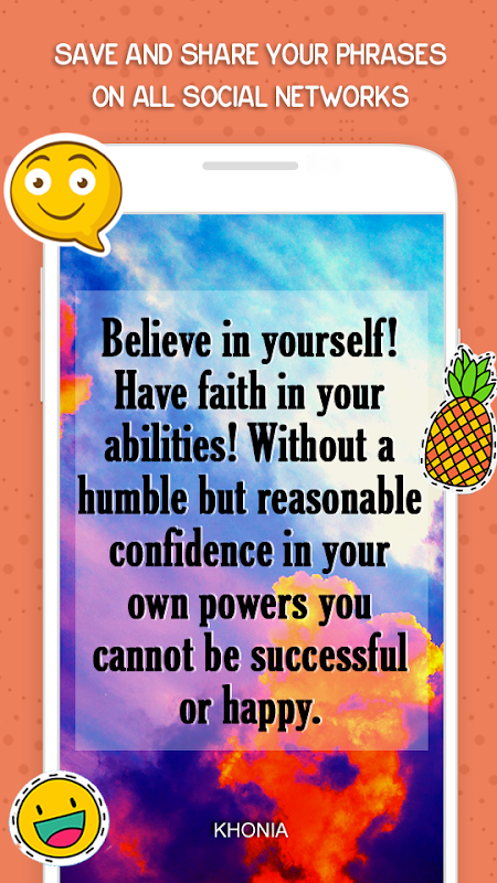 Words of Encouragement 15.0 Screen 4