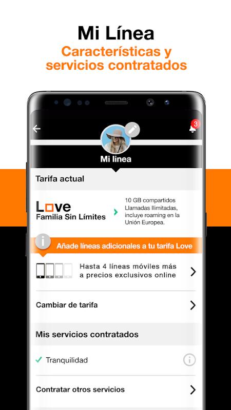 Mi Orange 6.5.1 Screen 2
