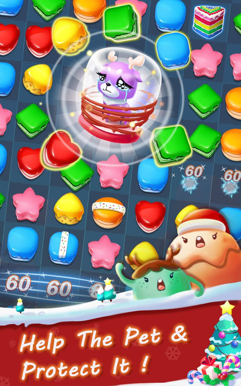 Android Cookie Blast Frenzy Screen 8