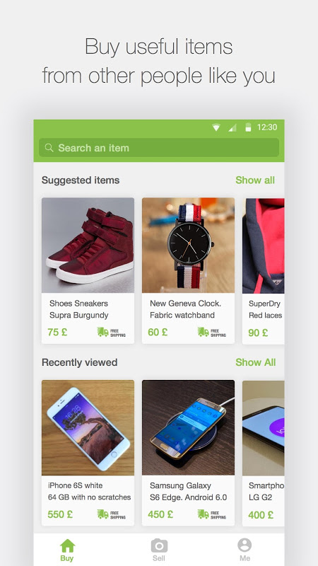 Snap 1 6 0 APK Download by Snap Market   Android APK