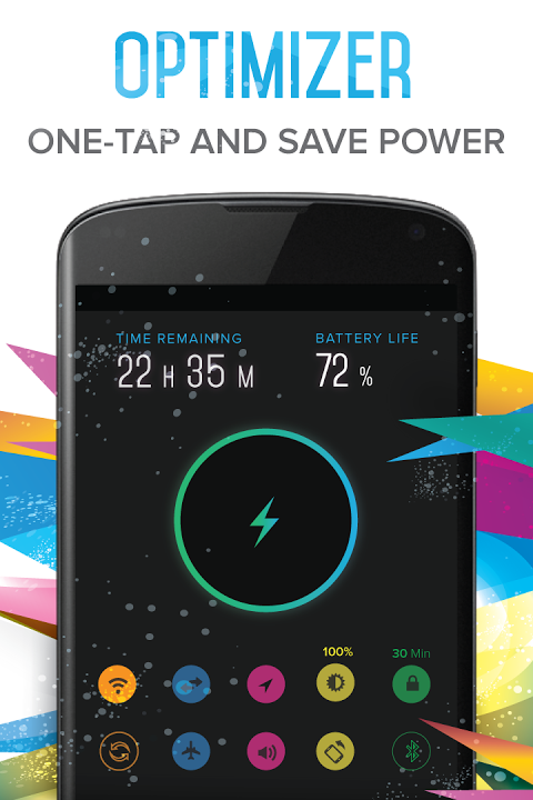 Battery Saver Pro 3.6.3 Screen 1