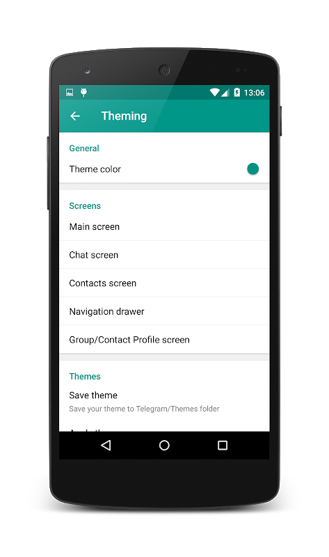 Plus Messenger 5.9.0.0 Screen 4
