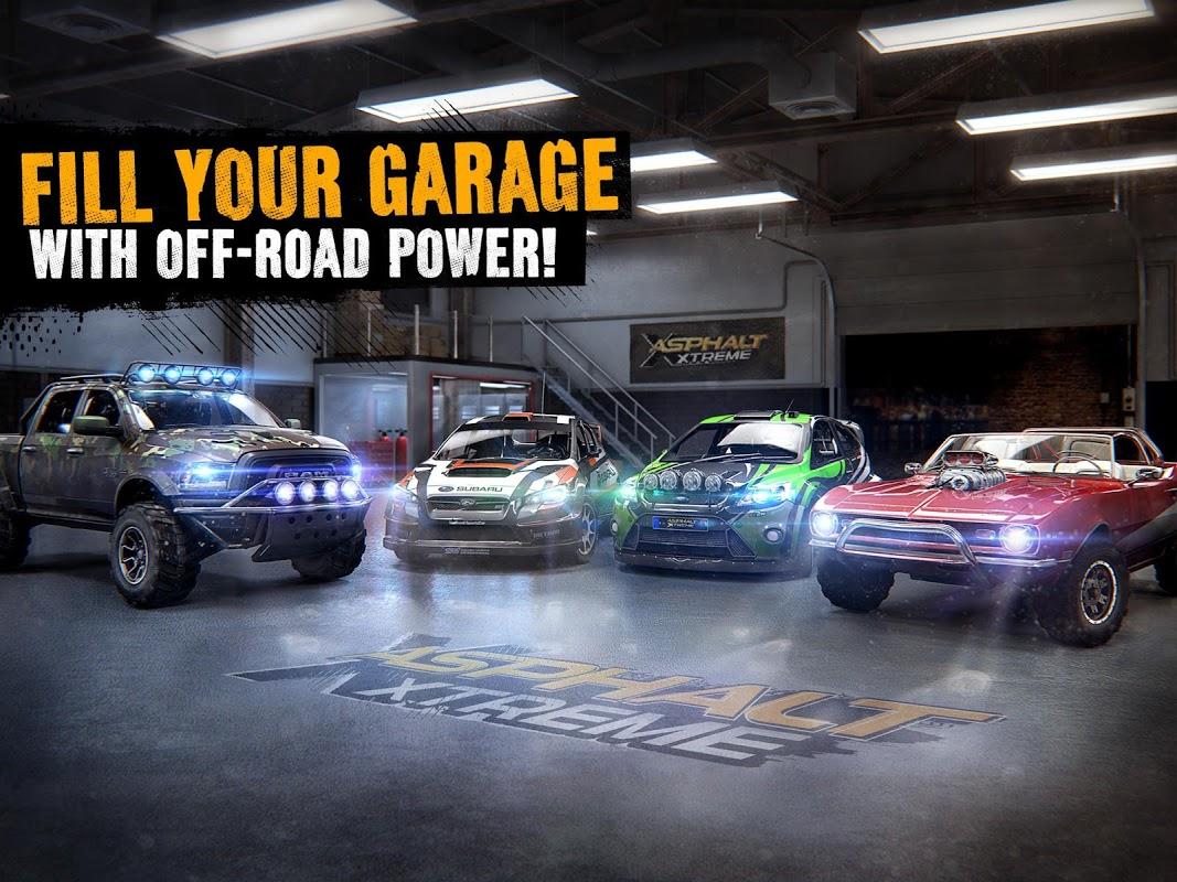 Asphalt Xtreme: Rally Racing 1.4.2i Screen 5