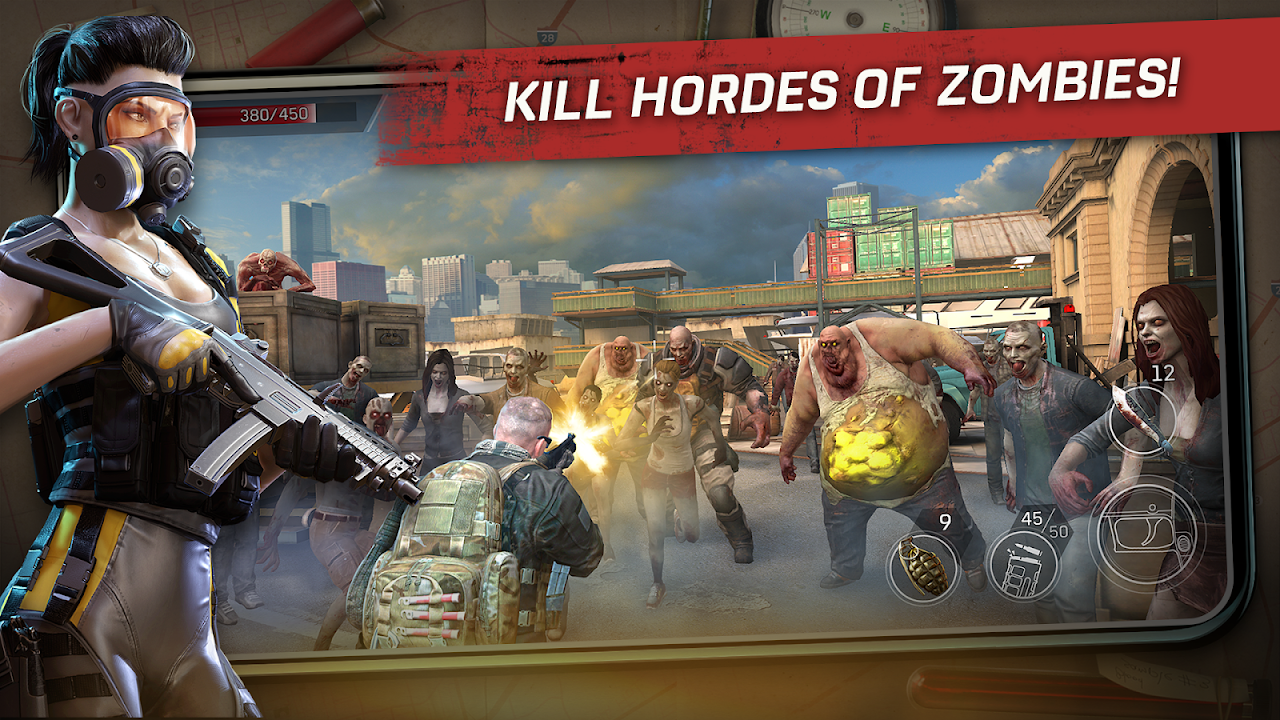 Left to Survive: Dead Zombie Shooter 2.2.0 Screen 10