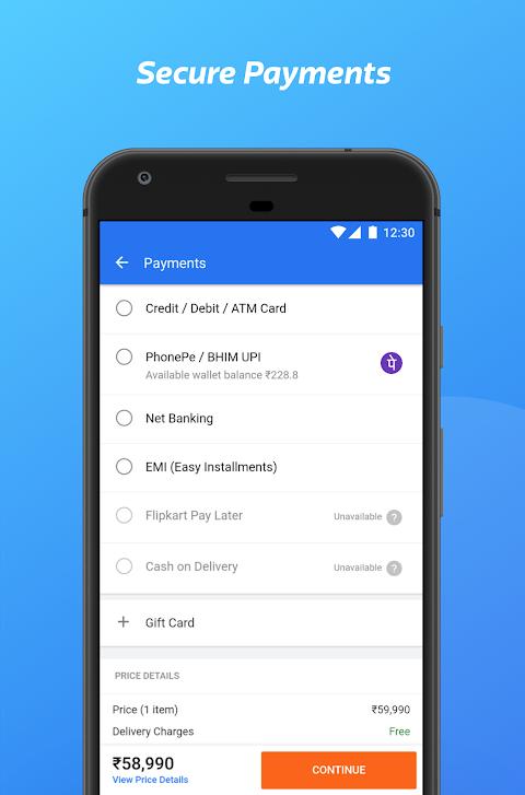 Flipkart Online Shopping App 6.10 Screen 5