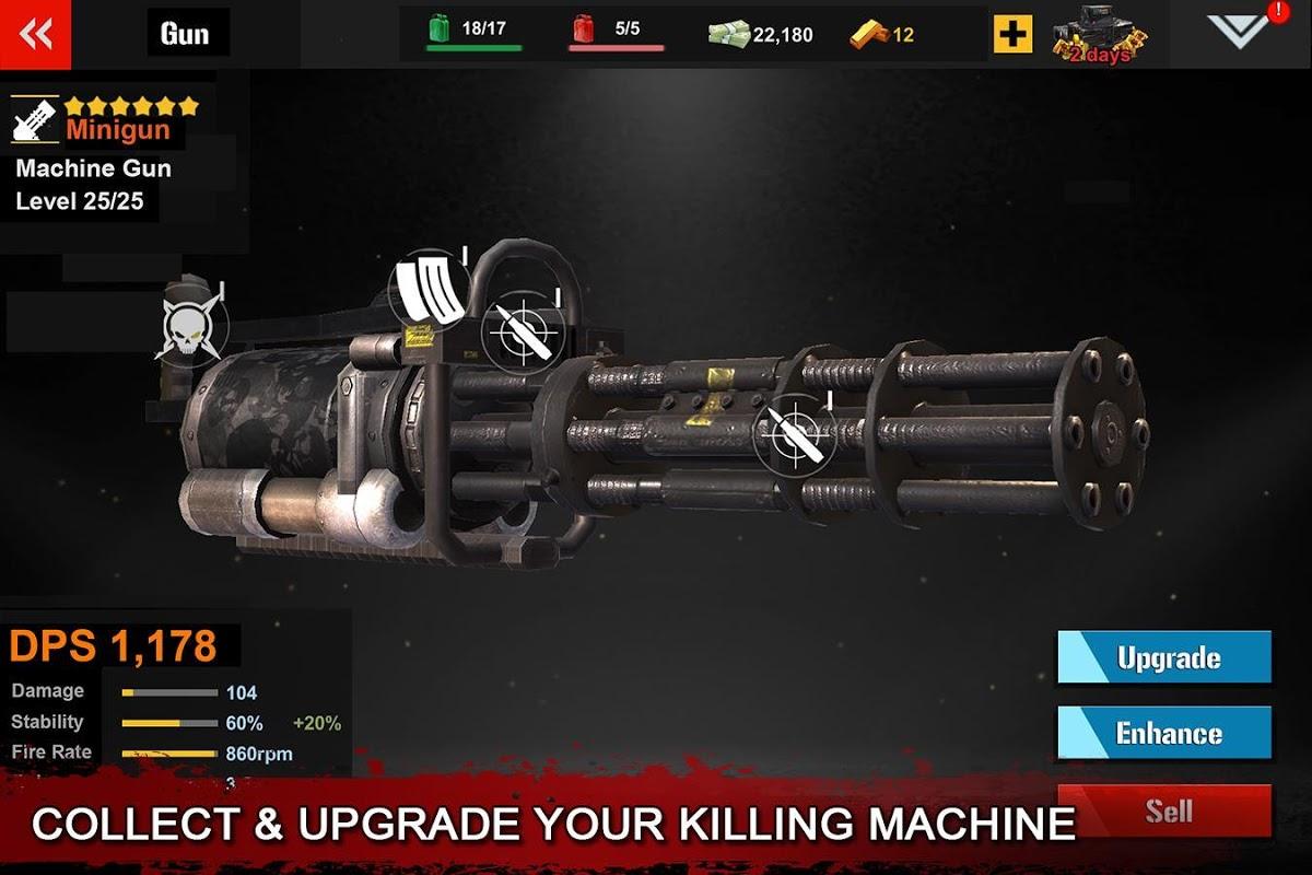 DEAD WARFARE: Zombie 2.9.0.37 Screen 3