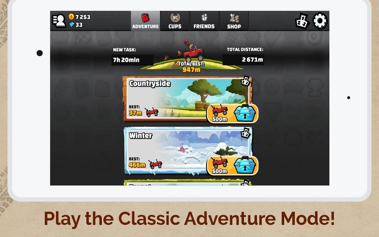 Hill Climb Racing 2 1.23.1 Screen 11