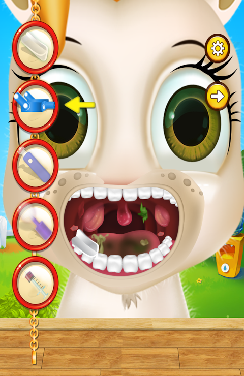 Android Dentist Pet Clinic Kids Games Screen 3