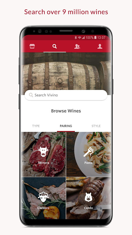 Android Vivino: Buy the Right Wine Screen 4