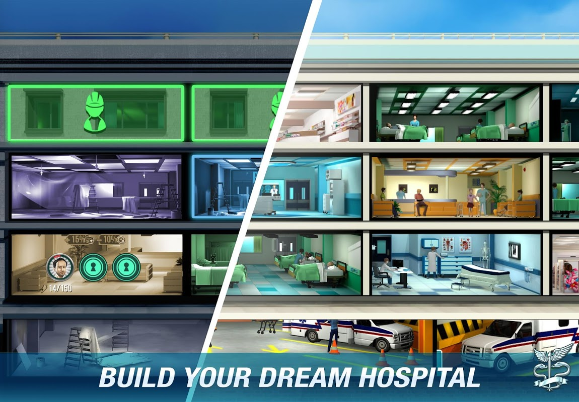 Operate Now: Hospital 1.31.2 Screen 3