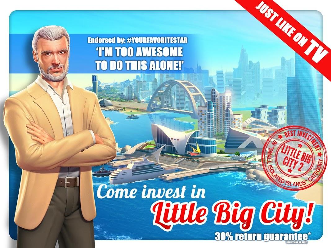 Little Big City 2 9.3.9 Screen 1