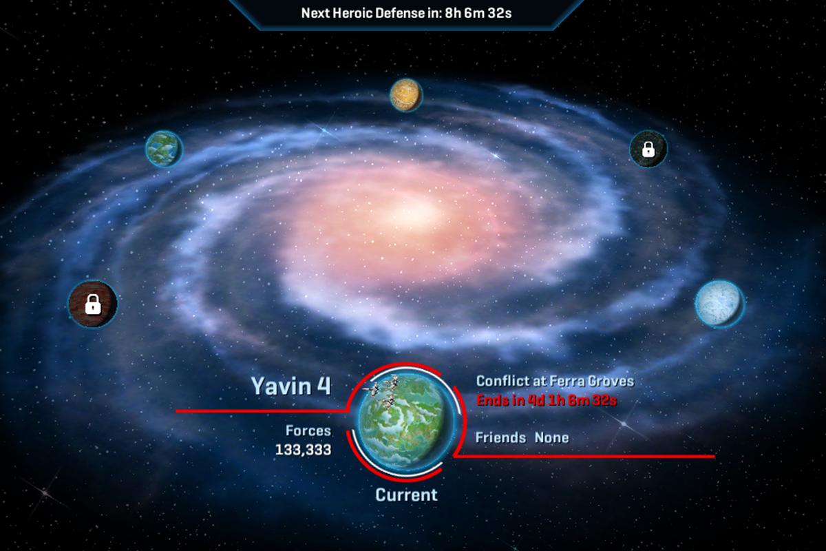 Star Wars™: Commander 7.6.0.172 Screen 3