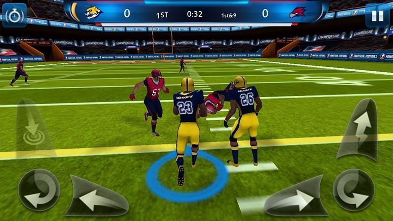Fanatical Football 1.16 Screen 1