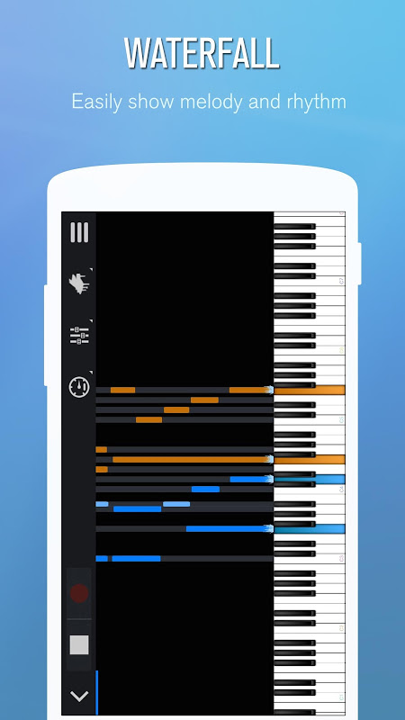 Android Perfect Piano Screen 3