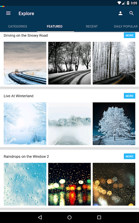 Backgrounds HD Wallpapers 50M+ 4.9.292 Screen 13
