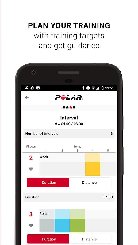 Polar Flow – Sync & Analyze 3.8.1 Screen 7
