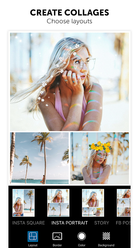 PicsArt Photo Studio: Collage Maker & Pic Editor 10.6.1 Screen 1