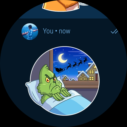 Telegram 4.9.1 Screen 1