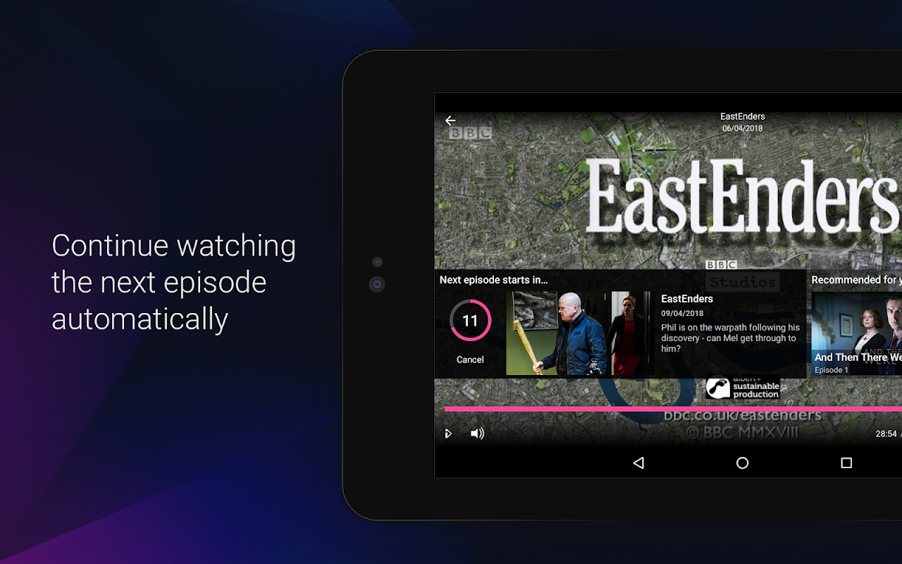 Android BBC iPlayer Screen 23